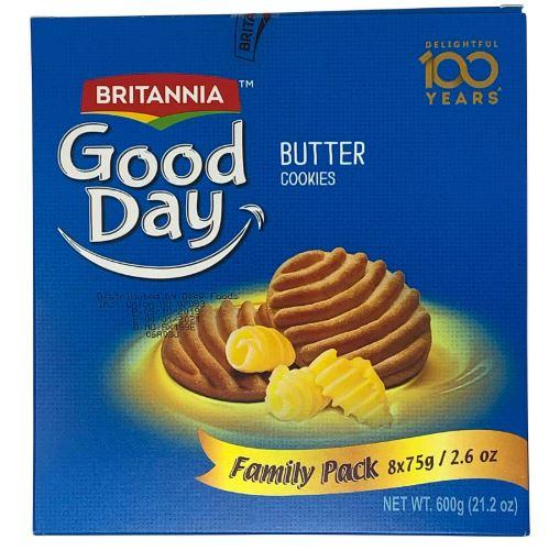 Britannia Good Day Butter Family Pack 600g