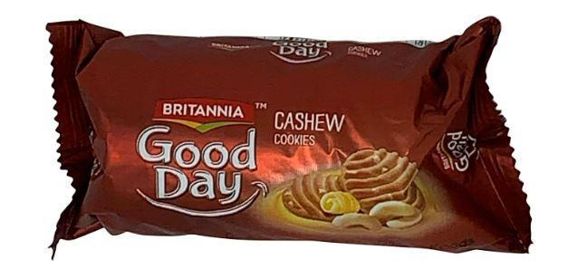 Britannia Good day Cashew 2.6oz
