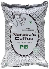 Narasu's Coffee White 100g