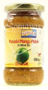 ASHOKA Punjabi Mango Pickle 300gm