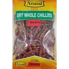 Anand Dry Whole Chilli 200gm