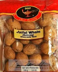 Deep Whole Jaifal Nutmg 100g