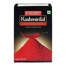 Everest Kashmirilal Chilli Powder 200g