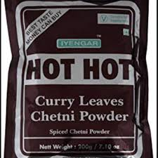 Iyengar Curry leaves Pwder 200gm