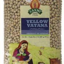 Laxmi Yellow Vatana 2lb