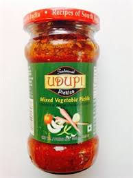 Udupi Mixed Vegetable Pickle 300gm
