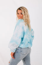 Load image into Gallery viewer, Tie Dye Crewneck Sweater