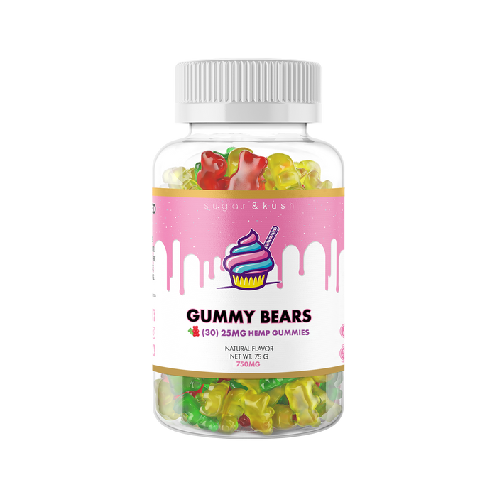 Hemp Gummies (750mg)