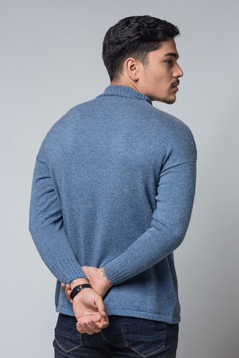 Men`s Round Neck Sweater