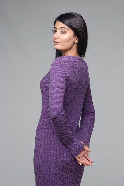 Women`s Cashmere Long Sweater