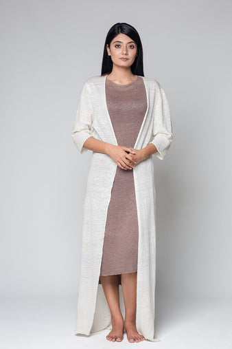 Women`s Long Cardigan