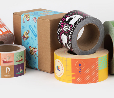 Packaging Tape - Your Brand - Paddy's Print & Design