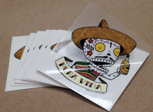 Load image into Gallery viewer, Vinyl Stickers - Clear Die Cut Stickers