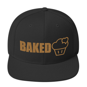 Custom Embroidered Snapback Hat