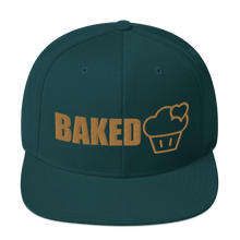 Load image into Gallery viewer, Custom Embroidered Snapback Hat