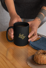 Load image into Gallery viewer, The Edible King - 15oz Golden Crown Edition Mug - Only 100 Made - NOW AVAILABLE !!! - Paddy's Print & Design