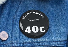 Load image into Gallery viewer, Button Badges - Paddy's Print & Design