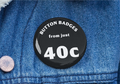 Button Badges - Paddy's Print & Design