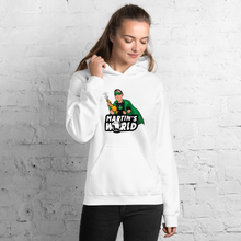 Load image into Gallery viewer, MARTIN'S WORLD - Heavy Blend Hoodie | Gildan 18500 - Paddy's Print & Design