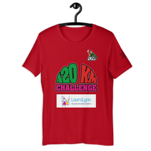 Load image into Gallery viewer, 420KM CHALLENGE - T-SHIRT