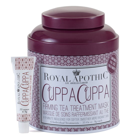 Cuppa Cuppa Firming Tea Treatment Mask Set