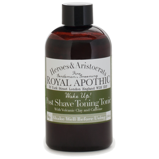 Post-Shave Toning Tonic