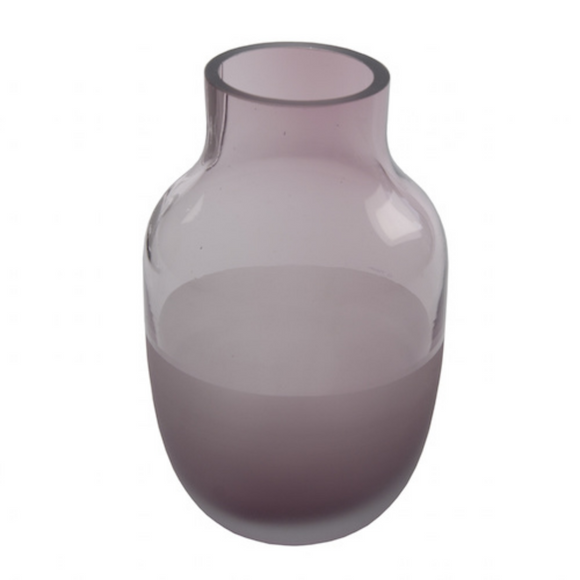 Home Delight Vase fog pink