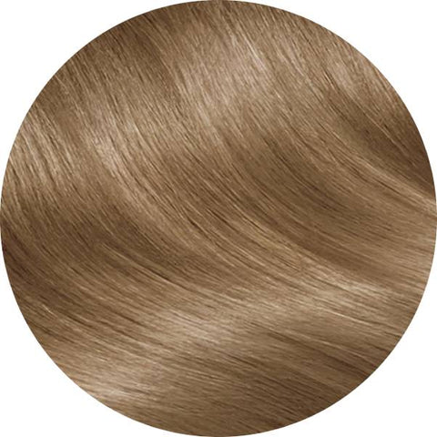 Light Brown #10 U-Tip (Nail Tip) Fusion Keratin Pre-Bonded hair extensions