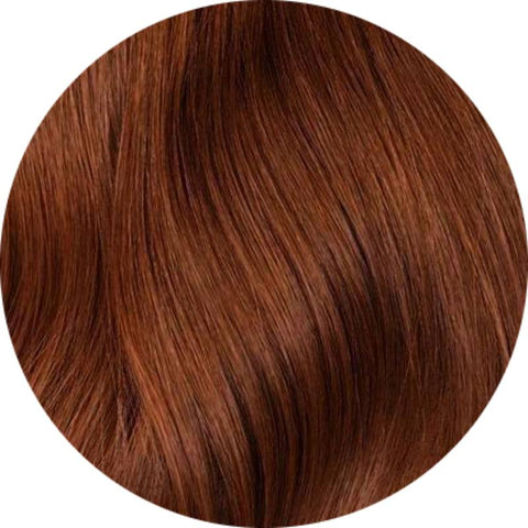 Dark Auburn #33 hair extentions