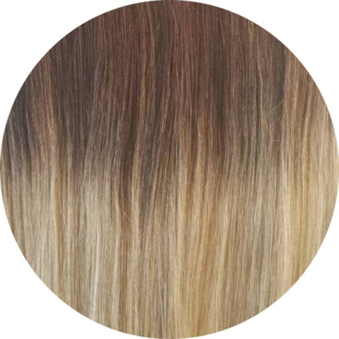 Ombre BALAYAGE #T2-18/613 hair extensions