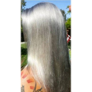 Light Ash Blonde (Without Gold or Silver Tint)