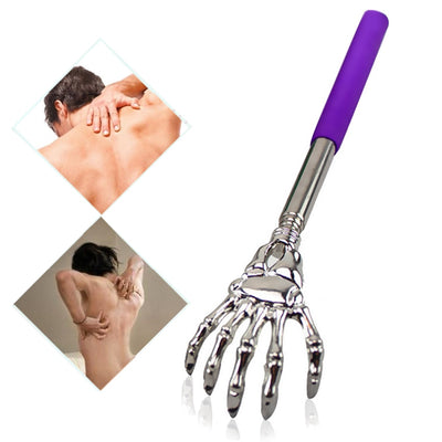 Telescopic Back Scratching Massager Kit - Beauty and Everything