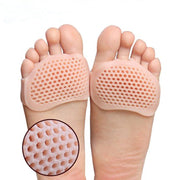 Silicone Padded Forefoot Insoles Shoes Pad - Beauty and Everything