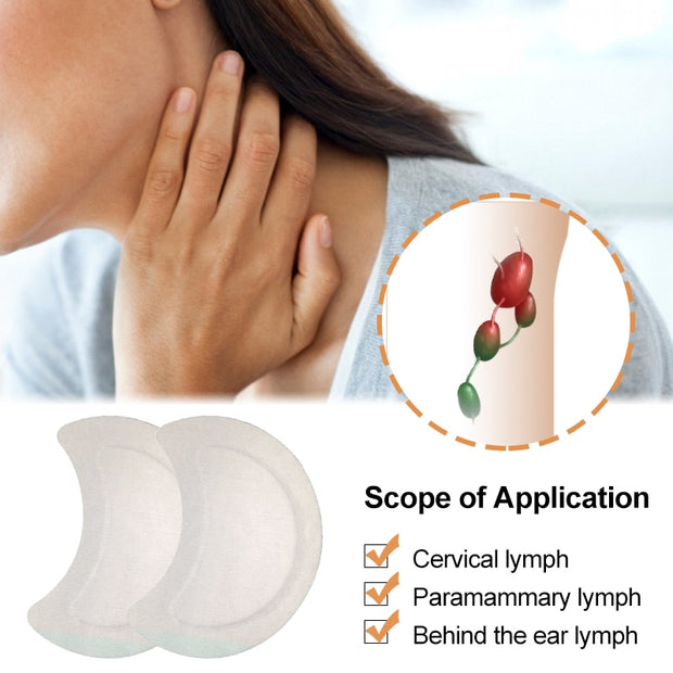 Patch Neck Anti-Swelling Herbs Sticker - Beauty and Everything