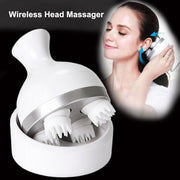 Waterproof Electric Head Massager - Beauty and Everything
