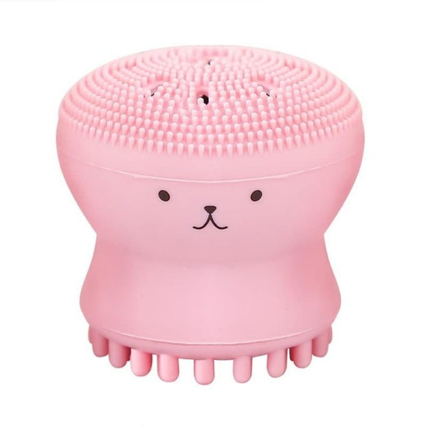 Octopus Shape Deep Cleansing Brush - Beauty and Everything
