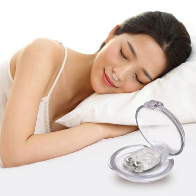 Mini Anti Snoring Snore Stoper Device - Beauty and Everything