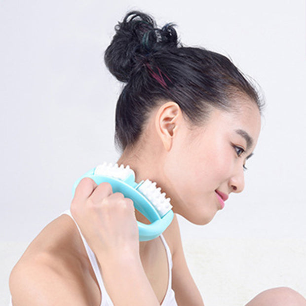 Mini Wheel Ball Massager - Beauty and Everything