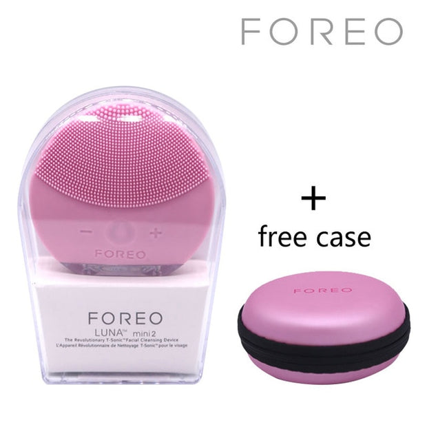 Foreo Luna Mini 2 Electric Facial Cleansing Pore Cleaner - Beauty and Everything