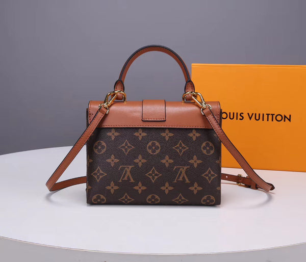 Louis Vuitton marrón