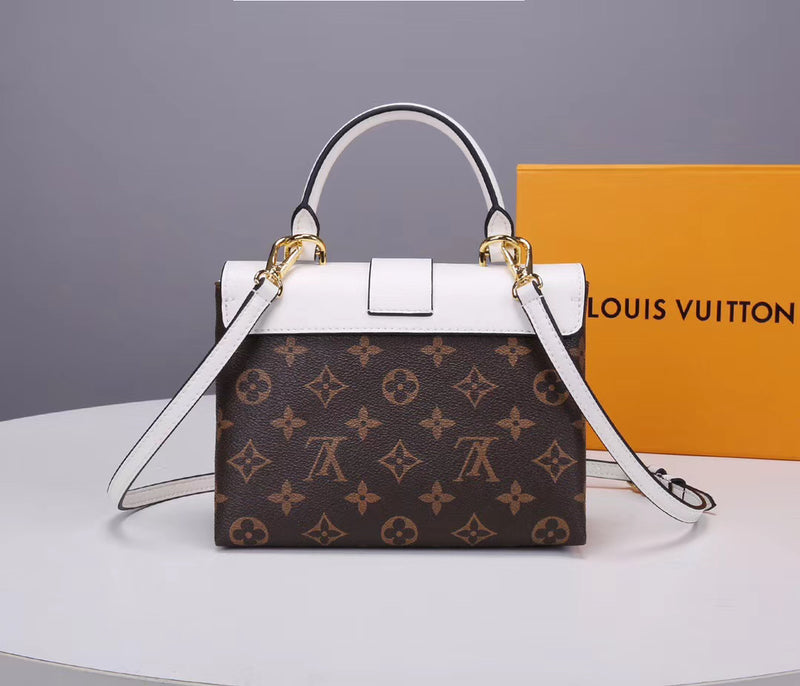 Louis Vuitton blanco