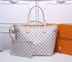 Louis Vuitton Neverfull White