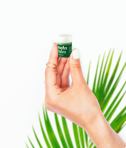 Set of 4 Mini Massage Balm On-The-Go