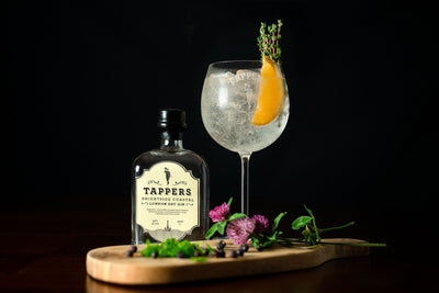 Brightside London Dry Gin - Tappers Gin