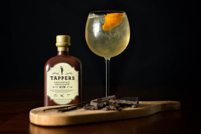Eggcentric Chocolate Gin - Tappers Gin