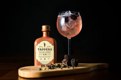 Falling Leaves Spiced Autumn Gin - Tappers Gin