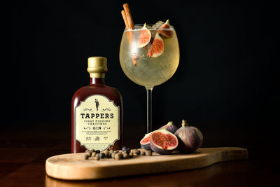 Figgy Pudding Christmas Gin - Tappers Gin