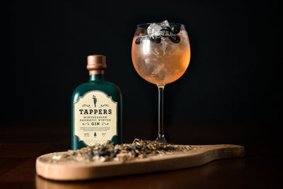 Wintergreen Aromatic Winter Gin - Tappers Gin