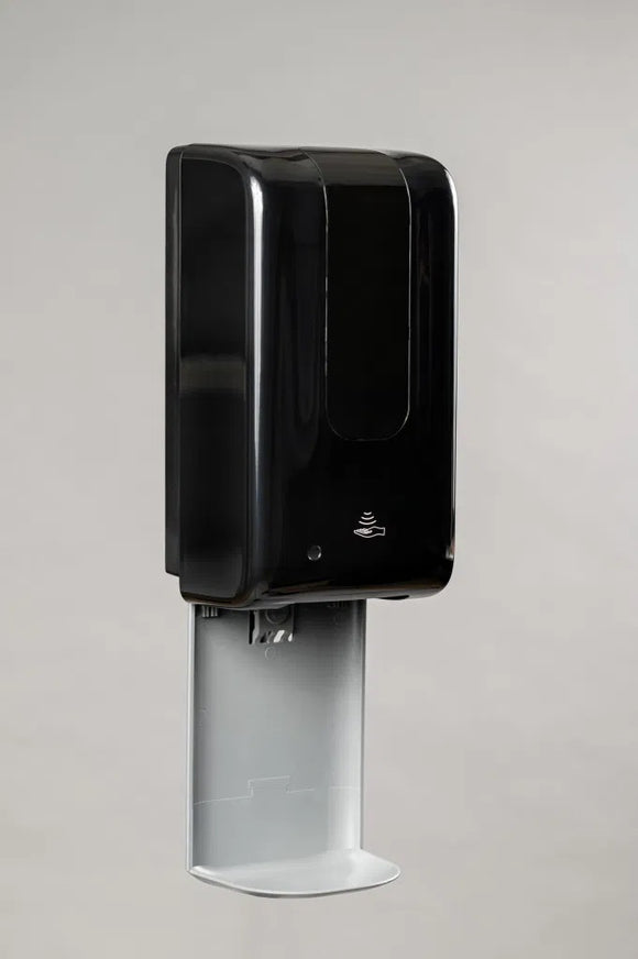 Automatic Sanitizer Dispenser – Black (Wall Mount – 1200ML)