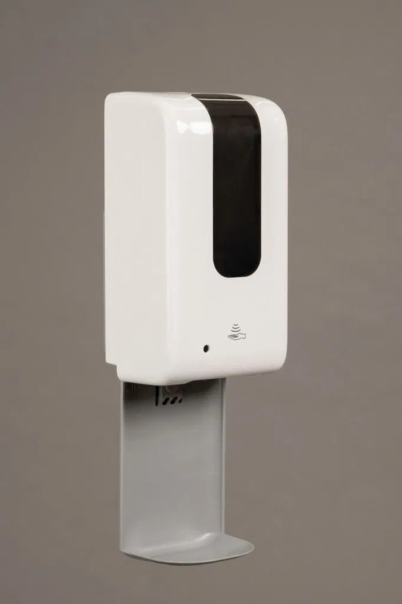 Automatic Sanitizer Dispenser – White (Wall Mount – 1200ML)